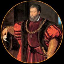 Duca Pipe- Alfonso D'Este